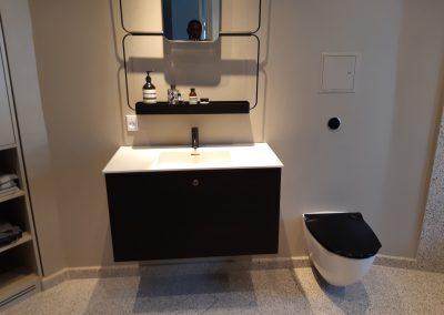 Frederiksberg nyt badeværelse