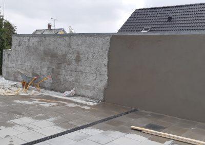 Facader samt puds af mur